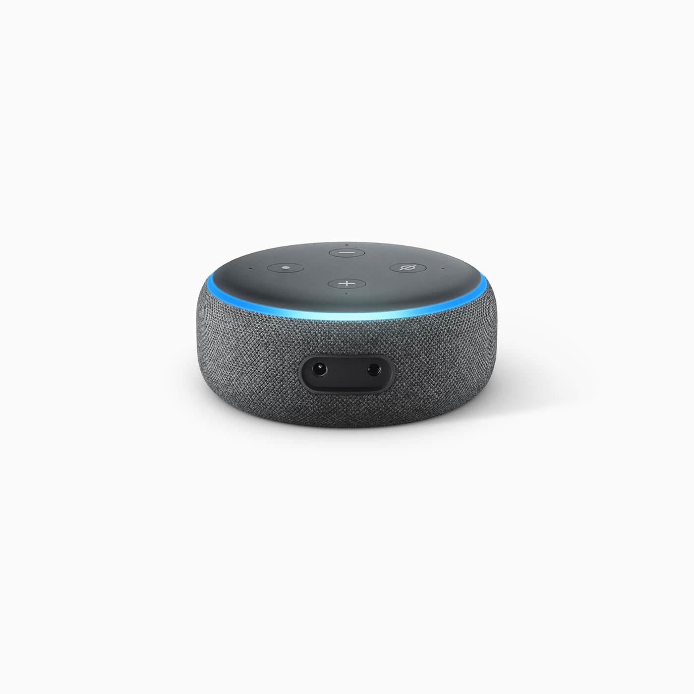 09.Amazon Echo Dot 3rd Generation