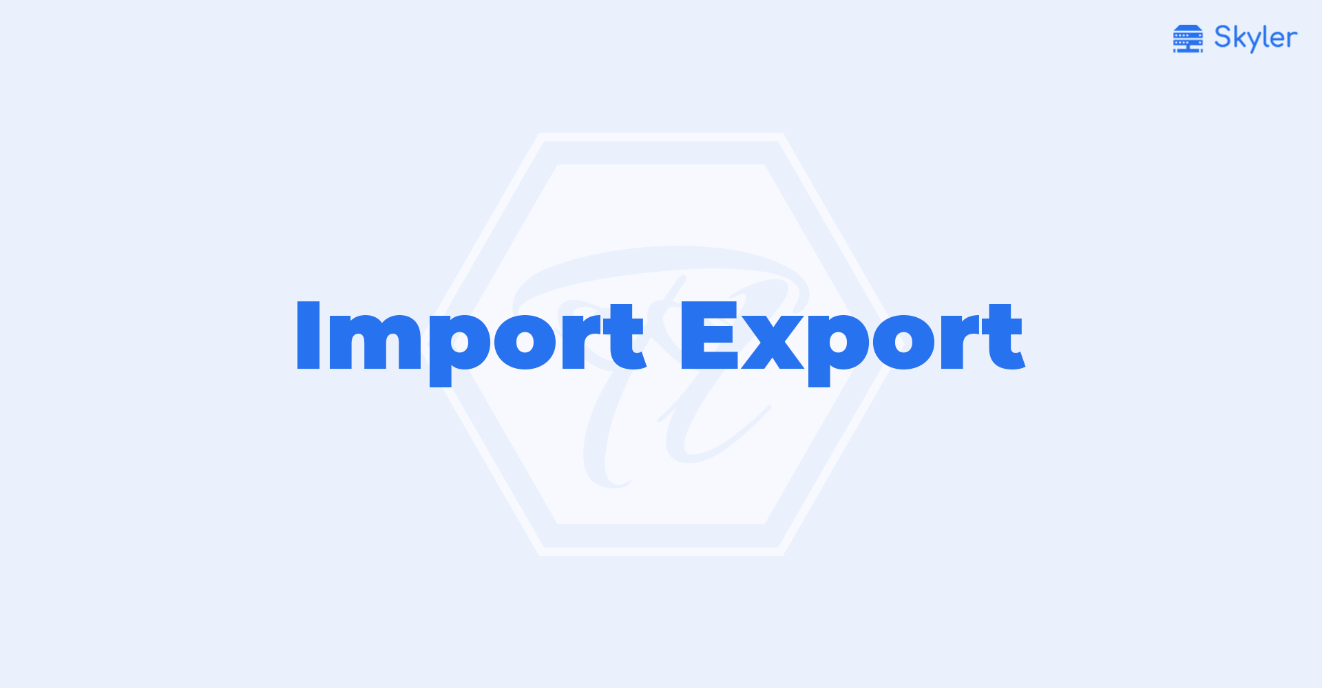 Import_Export 1