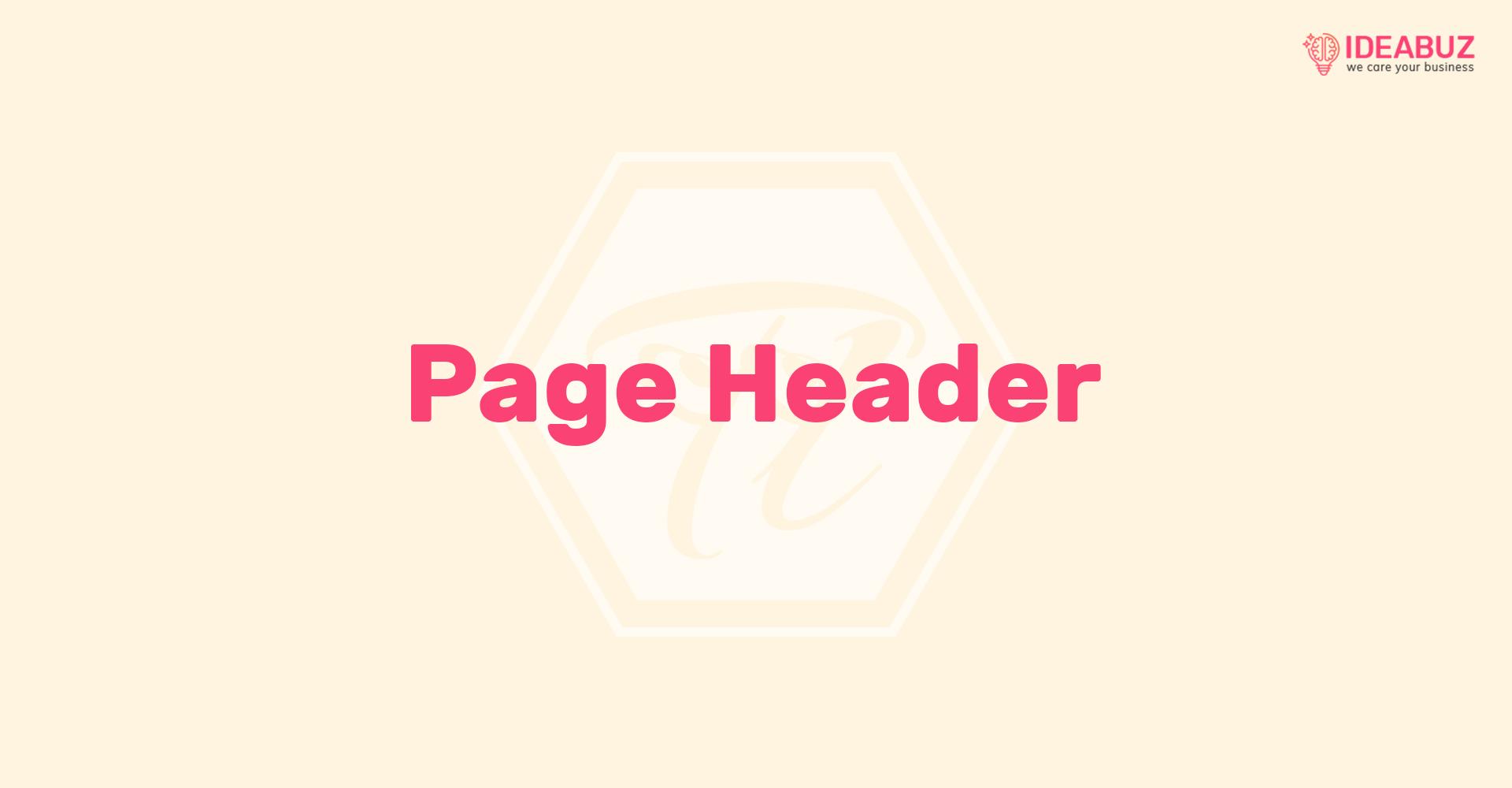 Page_Header 1