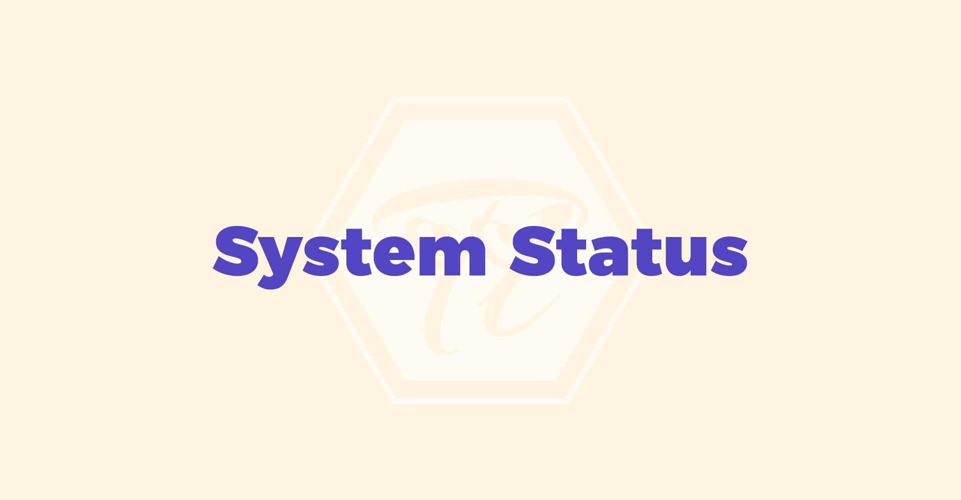 system_status 3