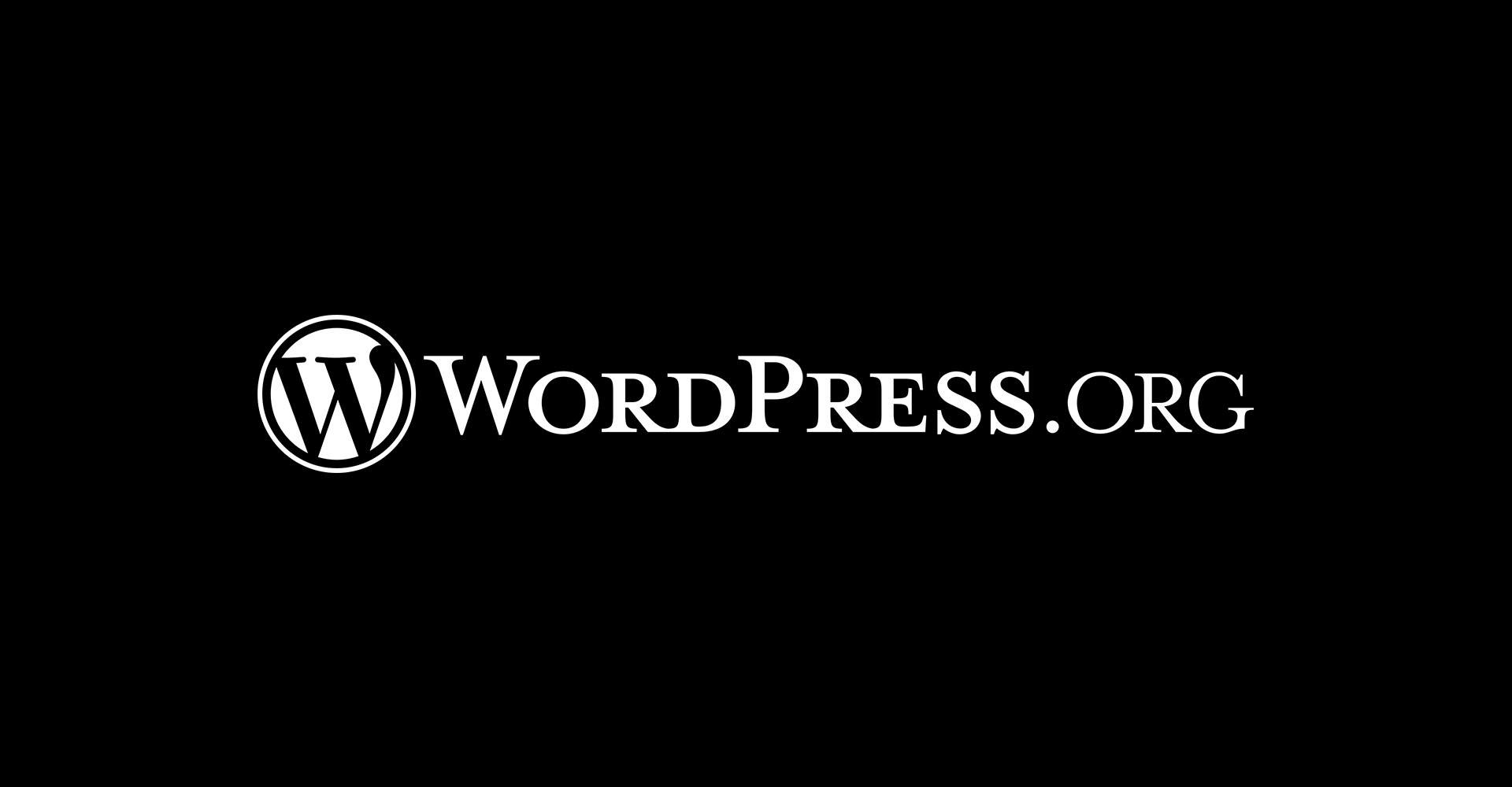 install wordpress 1